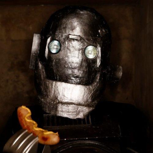 Roboter mit Senf – Die Literaturshow